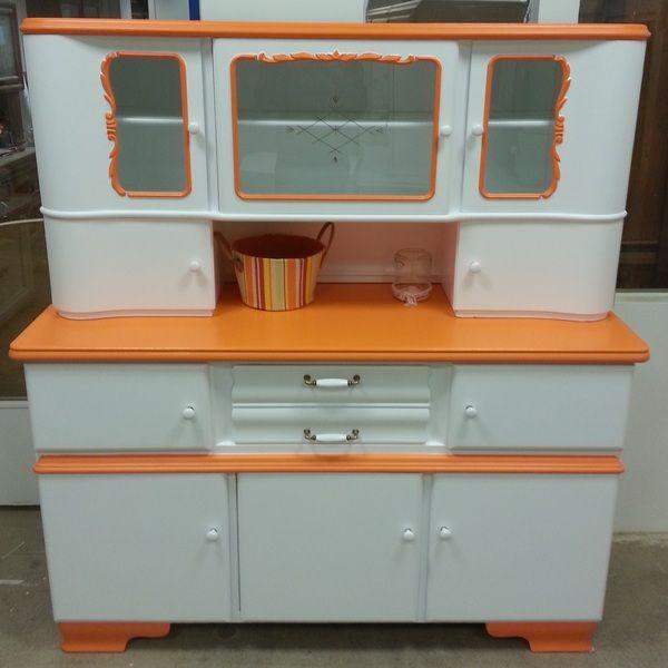 Küchenbuffet, Alter Küchenschrank