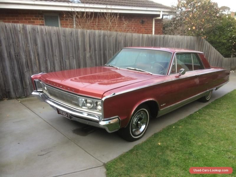 Car For Sale 1966 Chrysler New Yorker Coupe Tnt 440 Floor Shift