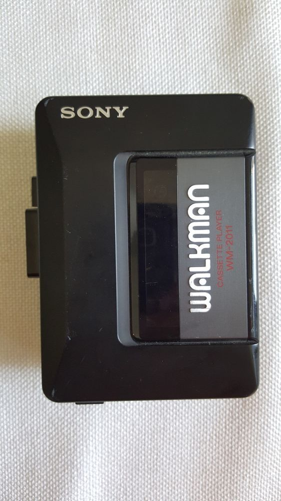 SONY WM-2011 Cassette Tape Player Walkman #Sony | Portable
