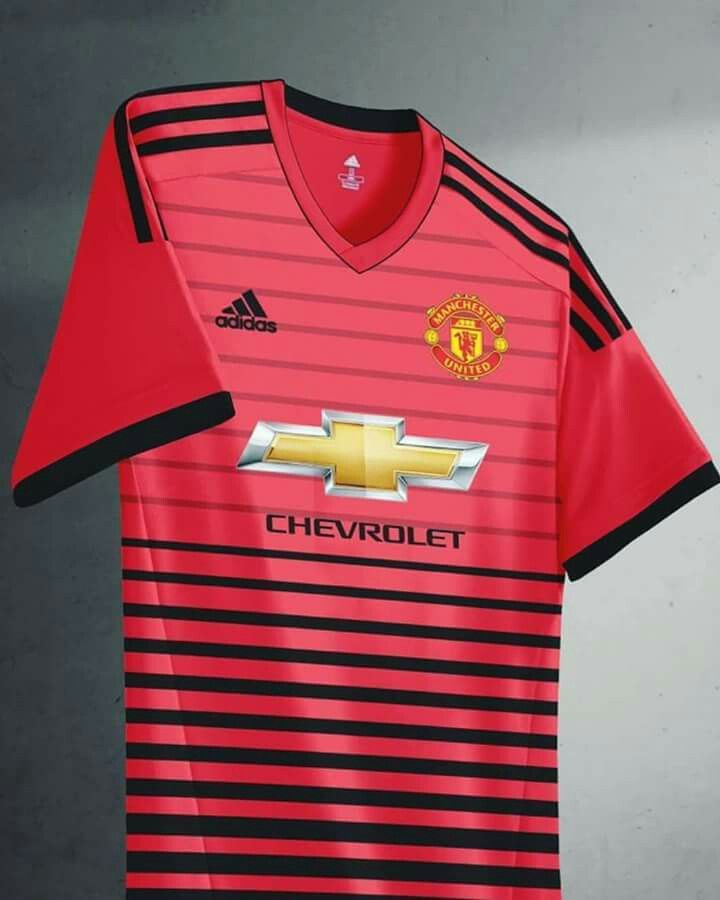 5e71cfd4c63 2018-2019 home kit Man United Kit