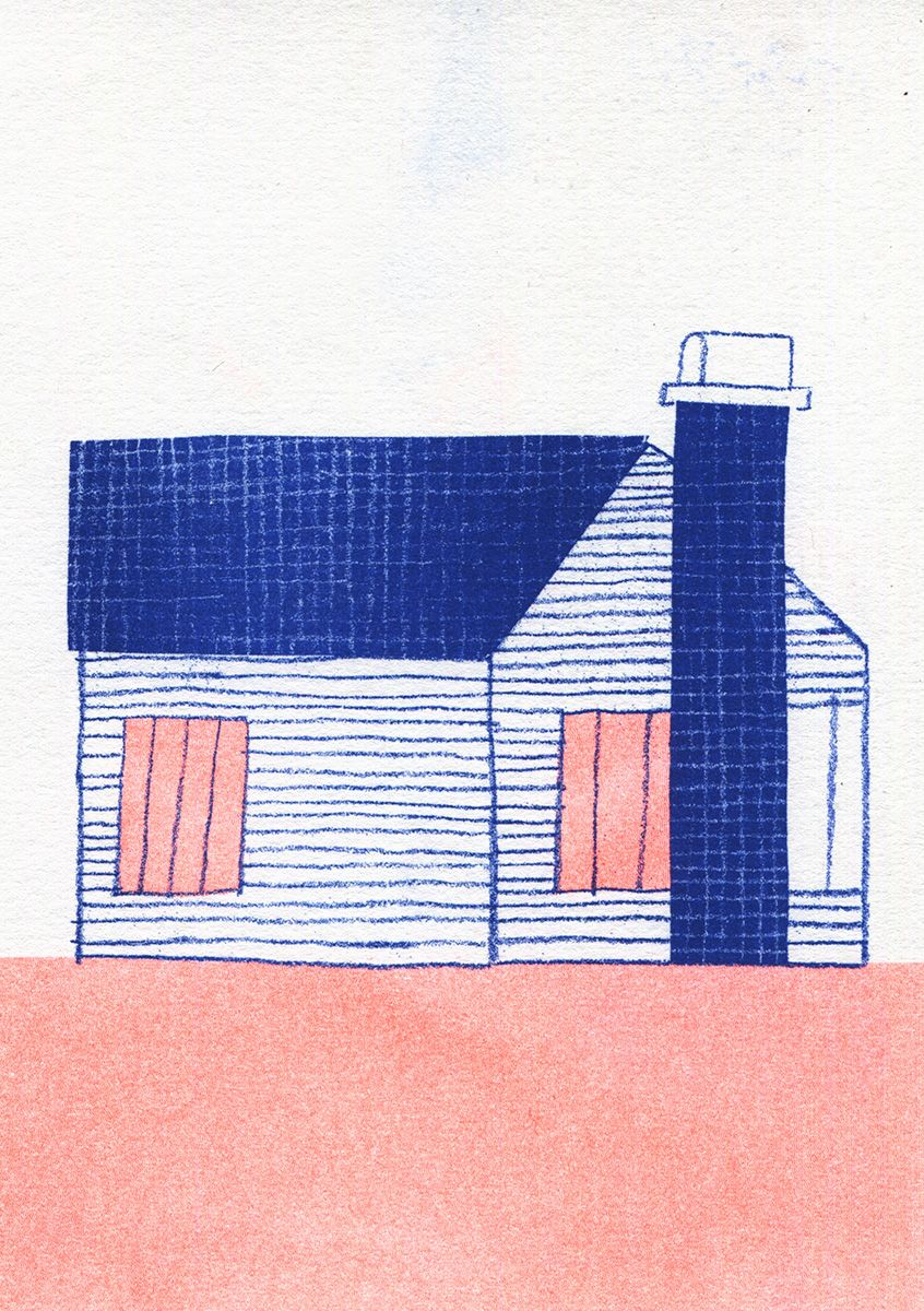 Maria Midttun: selected works — Thisispaper — What we save, saves us.