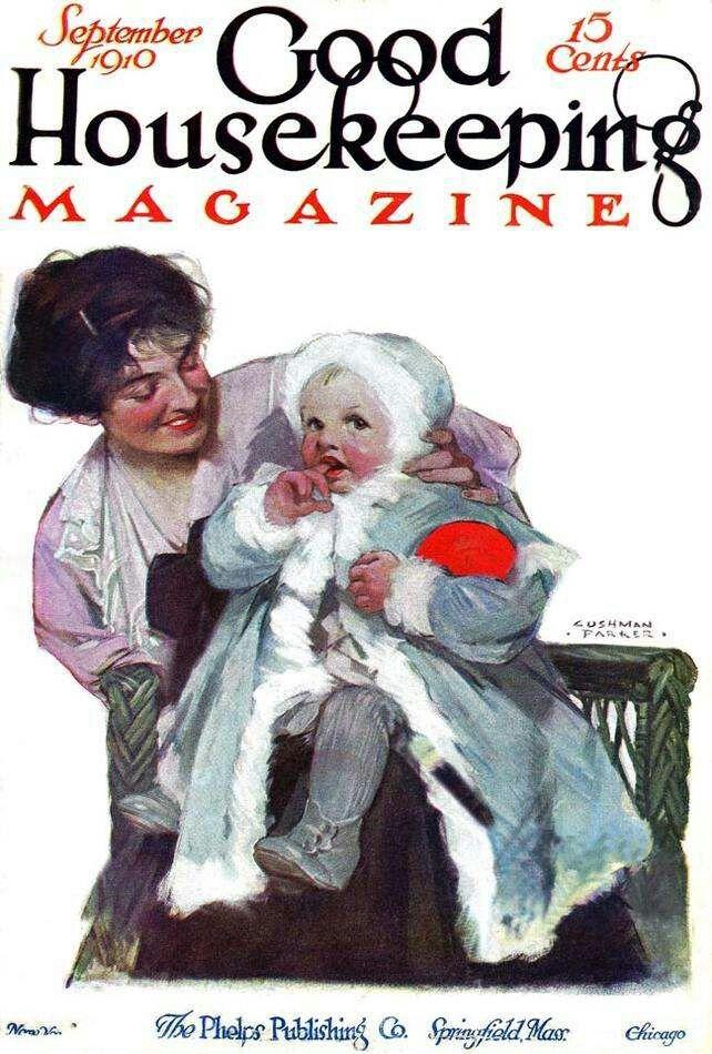 Good Housekeeping, september 1910