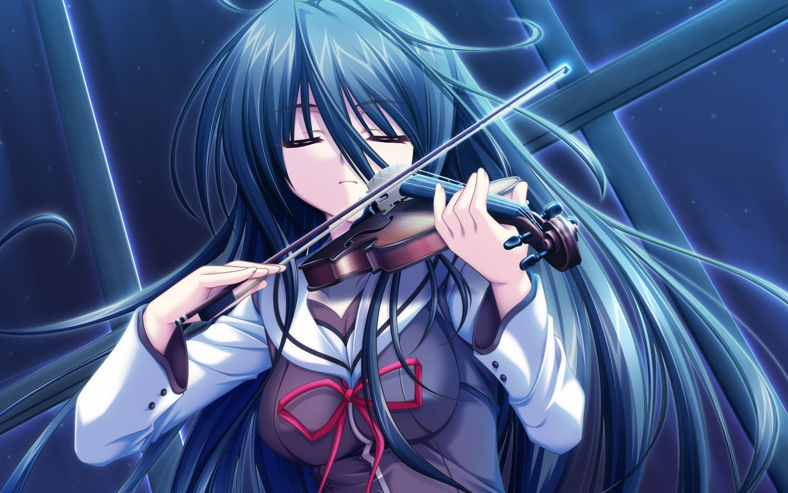 Anime Violin Images ImgHD Browse and Download Free