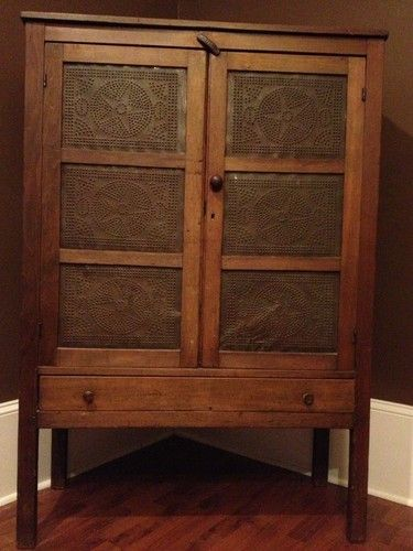 Great Dry Sink · Gorgeous Tennessee Pie Safe.