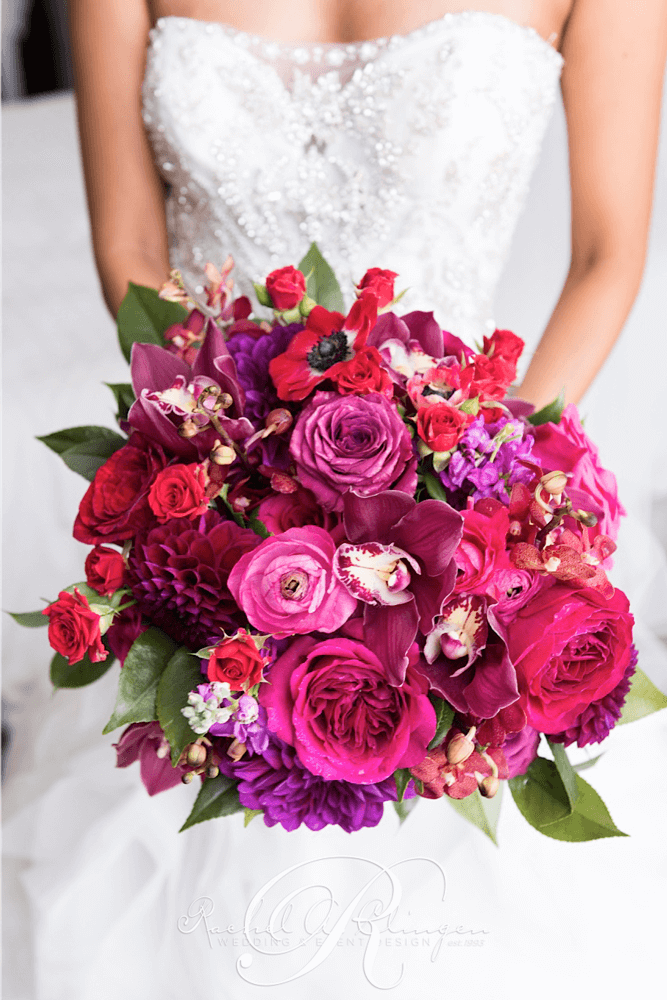 Bouquets Fuschia Wedding Fuschia Wedding Flowers Fuchsia Wedding