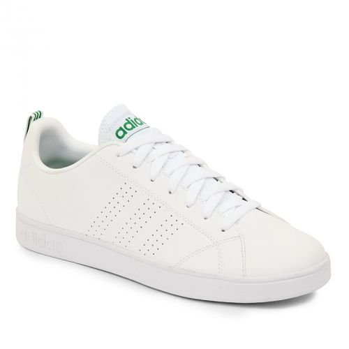 adidas advantage clean blanc