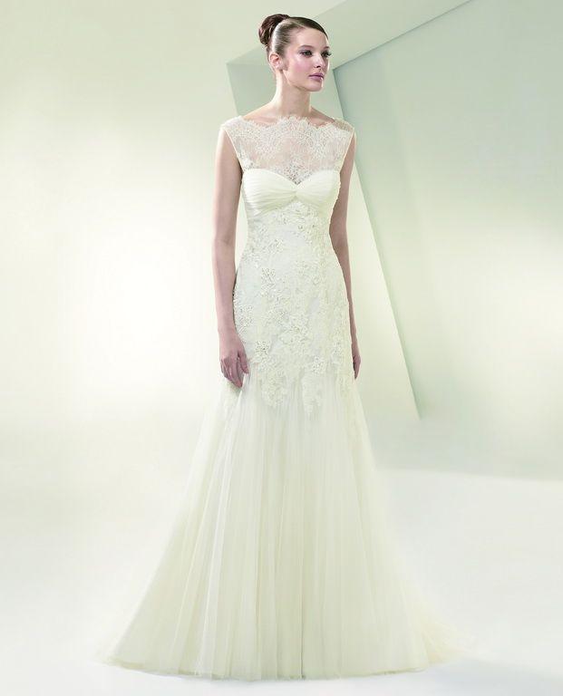 Beautiful by Enzoani wedding dress collection - BT14-11