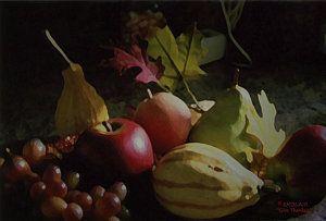 Photograph - Harvest II by Eileen Blair