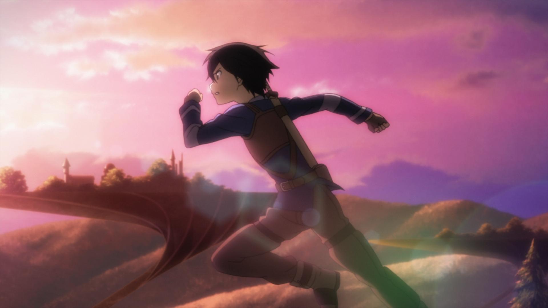 running anime wallpaper - photo #4