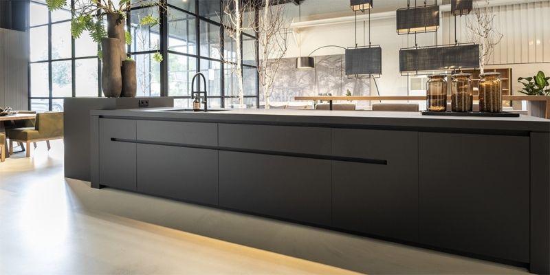 Design Luxe Keukens Van B Dutch Kom Keuken Inspiratie Opdoen Keuken Inspiratie Keuken Op Maat Grijze Keukens