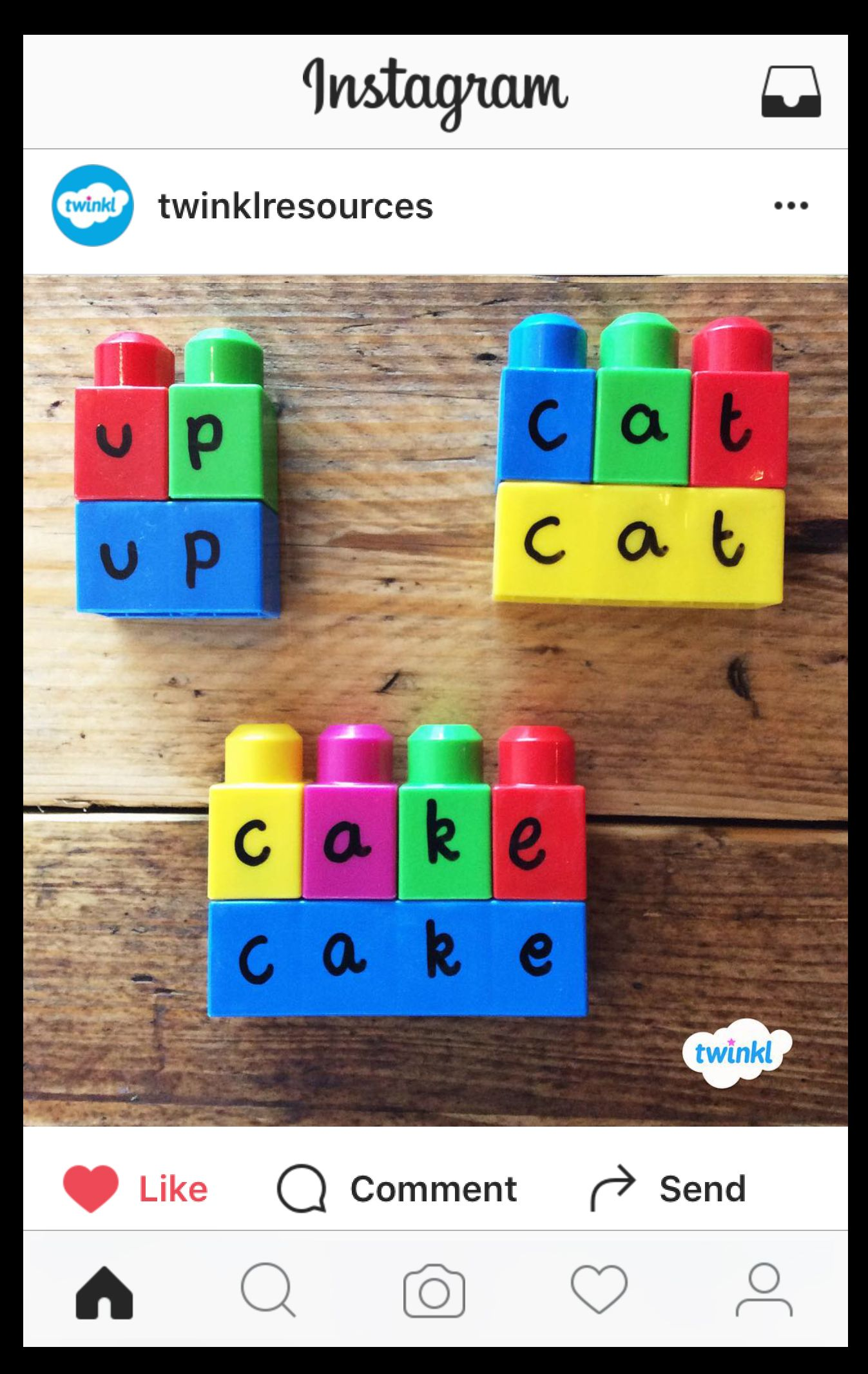 Matching Letters With The Base To Make Words Great For Phonics
