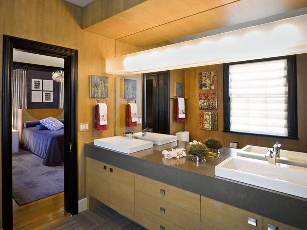 Contemporary Bathrooms Kerrie Kell