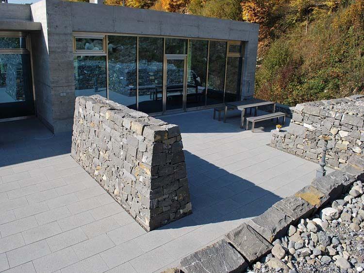 Guber- Stein - Siegrist naturnahe Gestaltung Mauern Pinterest - steine fur gartenmauer