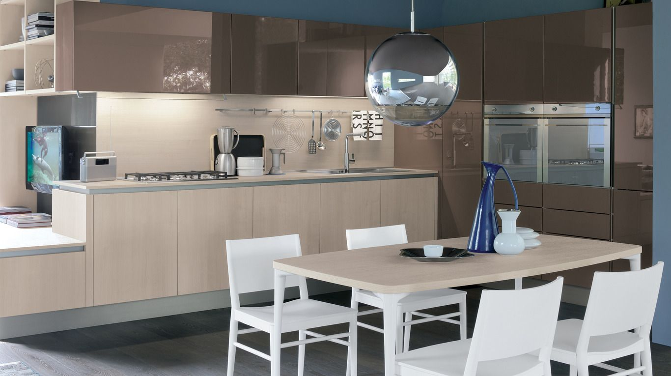 Veneta Cucine: Oyster Decorativo Collection. A natural evolution ...