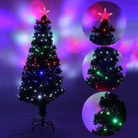 Cnmodle Holiday Festival Indoor Outdoor Four LED Color Changing LED