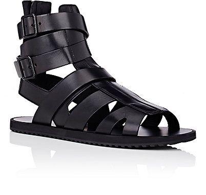 94f251382995b Givenchy Rance Triple-Buckle Sandals - Sandals - Barneys.com
