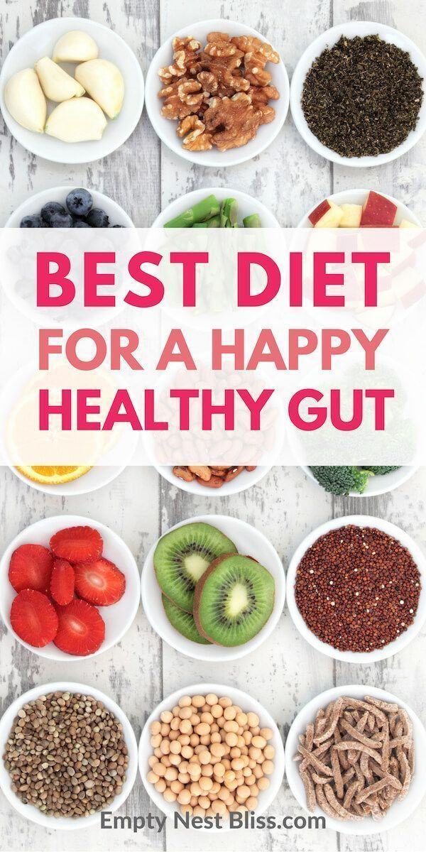How to Choose the Best Diet for a Happy Healthy Gut #health
