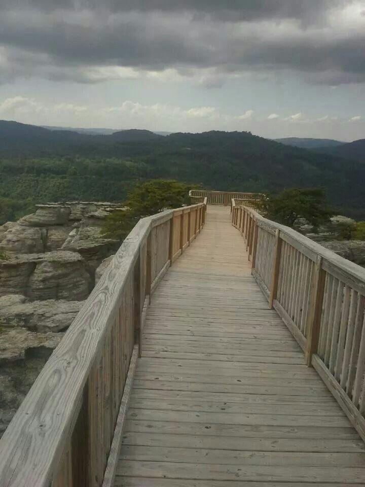 McCloud Mountain Sky Bridge Duff, Tn | Travel | Pinterest ...