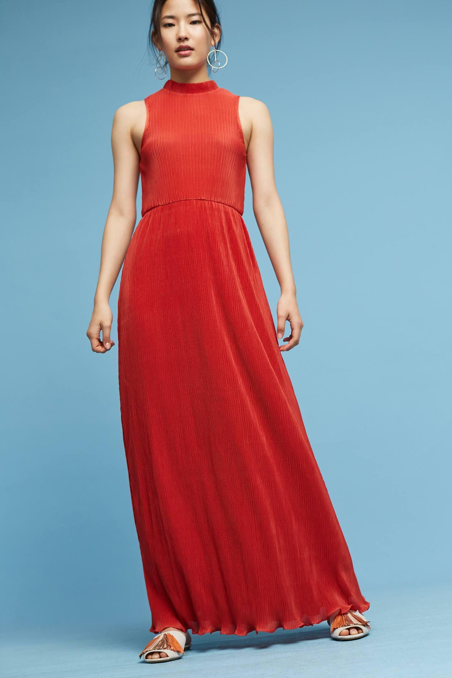 Avida Maxi Dress | Maxi dresses, Metallic maxi dresses and Anthropologie
