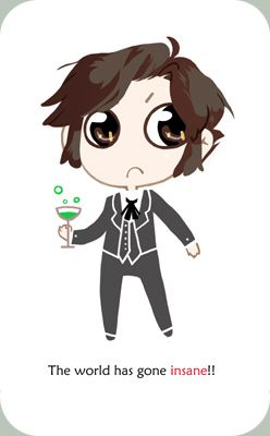 PD: CHIBI JEKYLL, OKAY? by otherwise on DeviantArt