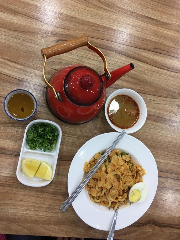 Best Burmese Restaurant In Incheon Mya Mya Khine