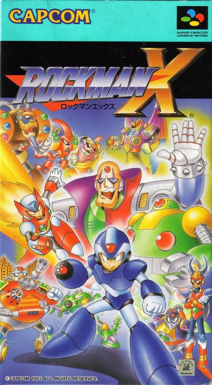 [Análise Retro Game] - Mega Man X - SNES F0ba36cab9b2c409817a6ad74456395f