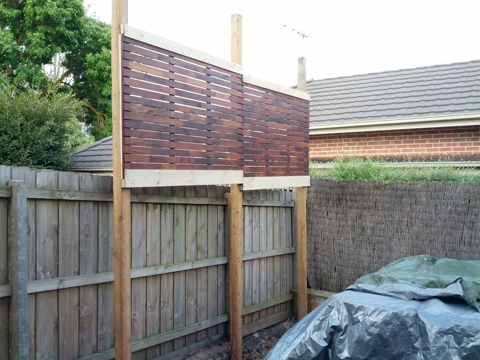 Related image | Garden privacy screen, Privacy screen ...