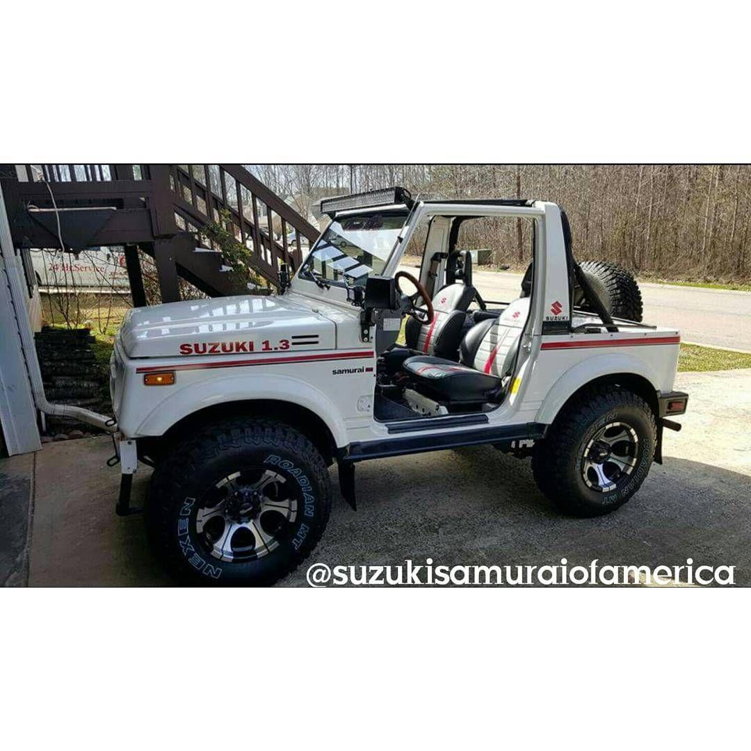 My Suzuki Samurai: My Suzuki Samurai Project SuzukiSamurai Zuk 4x4 Suzuki