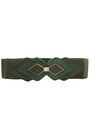 The Vintage Vixen #Belt In Emerald by *MKL #Accessories $5 (reg 16)