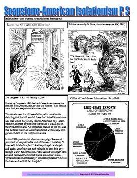 World War Ii American Isolationism Primary Source Analysis
