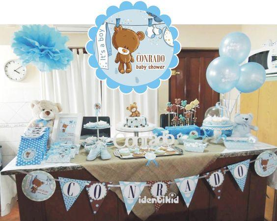 Baby Shower Temas Para Niño ~ Temas para baby shower