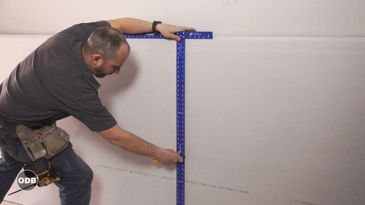 Badezimmer eitelkeiten mit lagerung complete drywall installation guide part  measuring and cutting