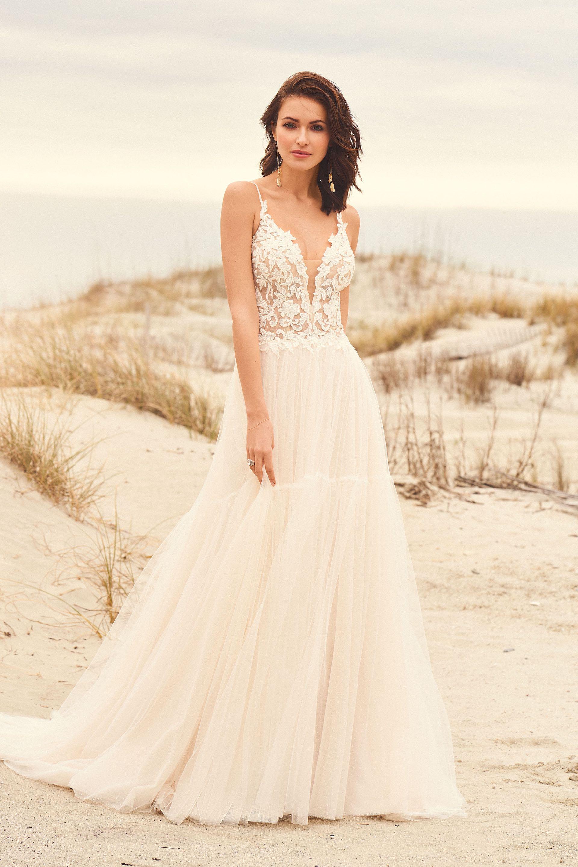 Pin auf Lillian West + braut.de: Brautkleider / Wedding Dresses