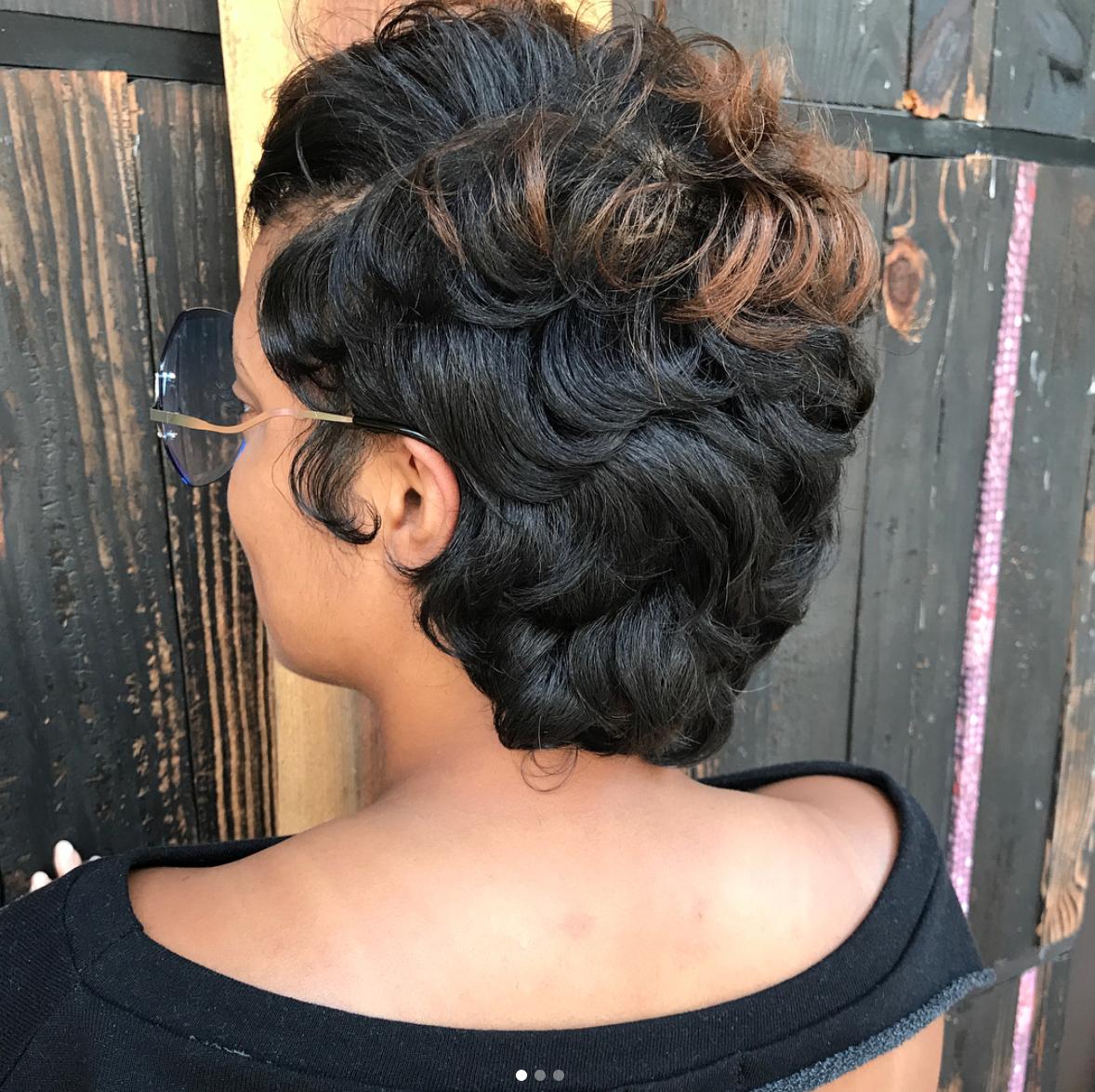 Pin by ms db on black girls hair so pretty pinterest hair style