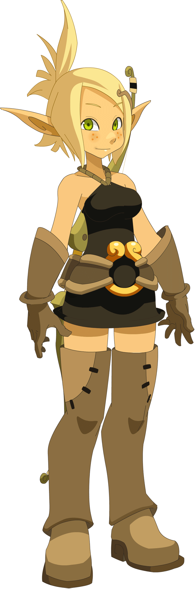 Wakfu Anime Character Design : Evangelyne see more best ideas about google search and