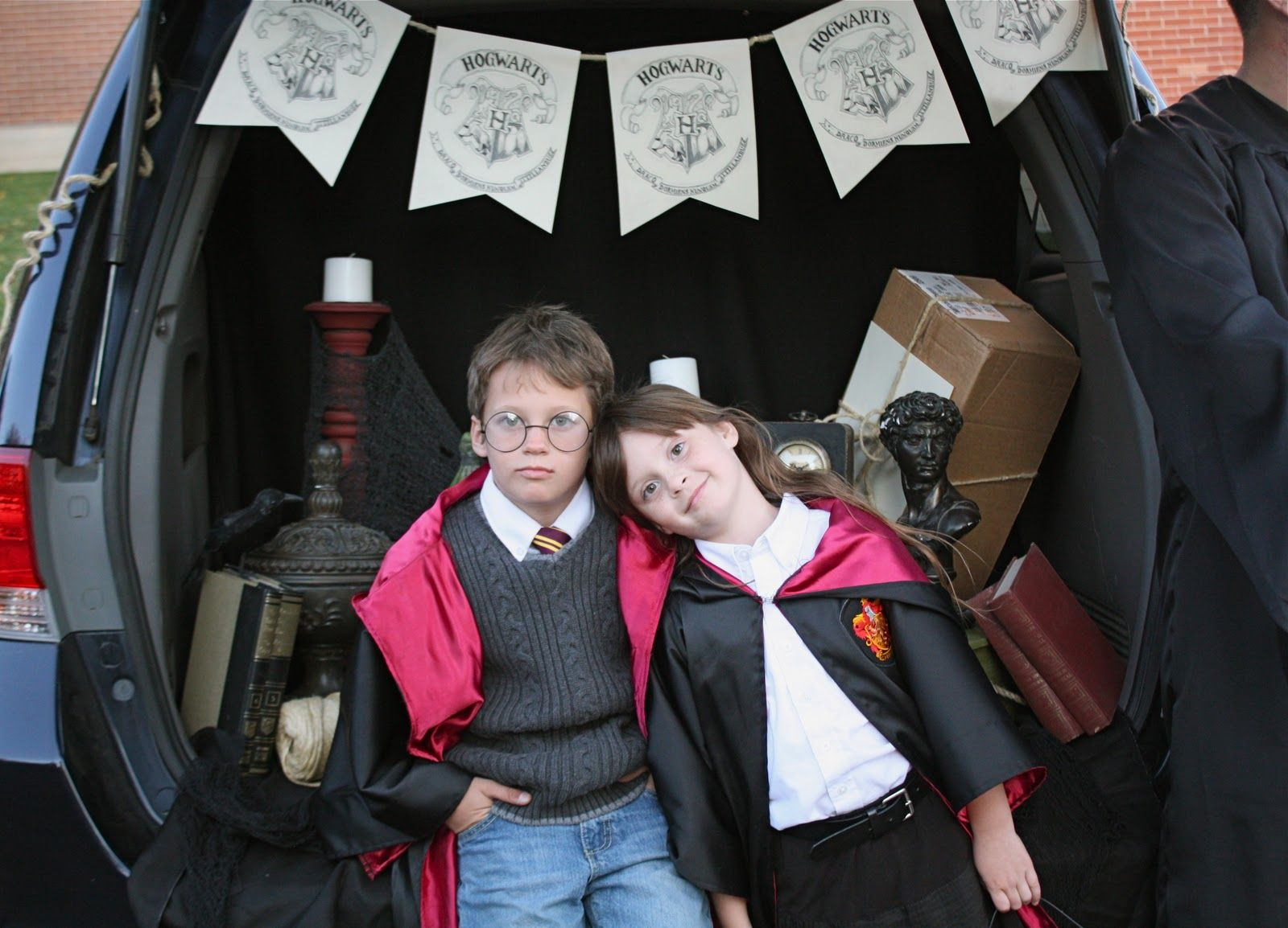 Image result for harry potter themed trunk or treat