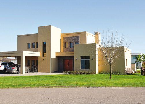Fernando mart nez nespral casa estilo fachadas y buenos for Portal de arquitectos casa de campo