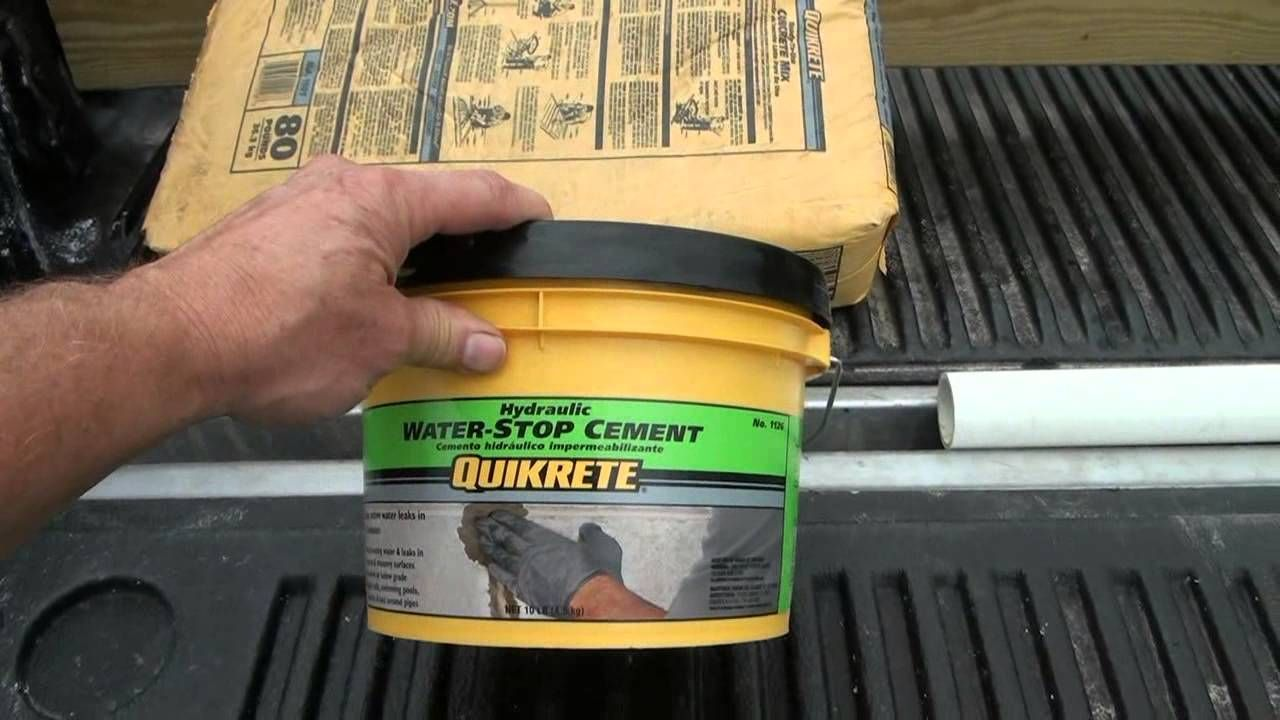 Basement Wall Leaks Repairing and Stopping Leaks Leak