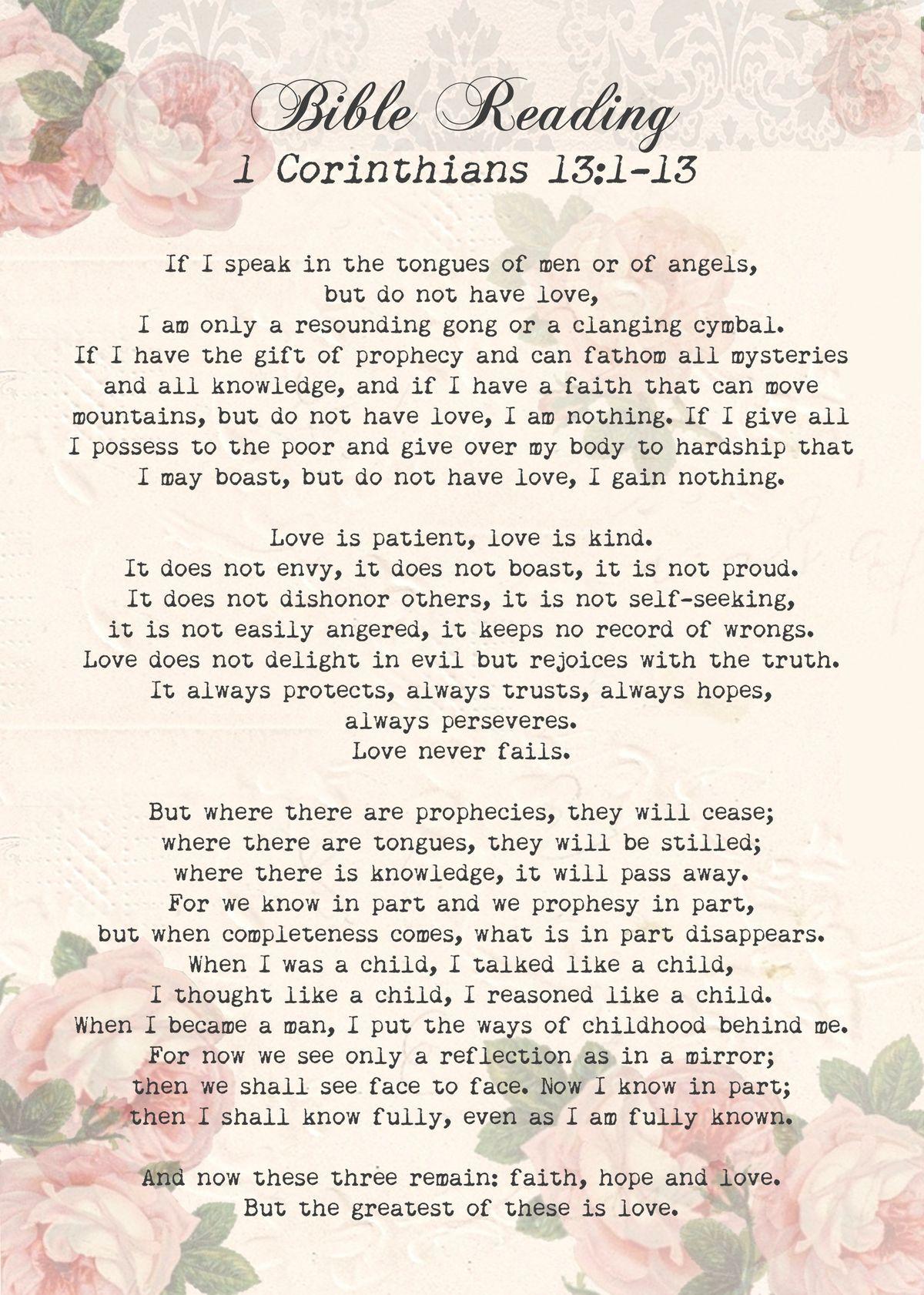 0e93b9d1dc7706e96130c966e62a3751 Jpg 1 200 682 Pixels Wedding Readings Scripture Poems