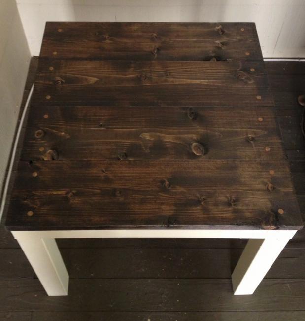 customiser une table basse ikea meubles table basse. Black Bedroom Furniture Sets. Home Design Ideas