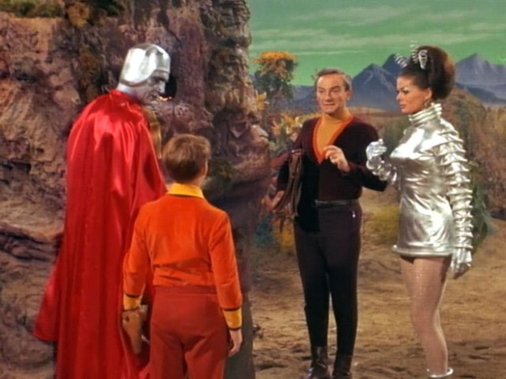 Lost in Space Season 2 Episode 24
