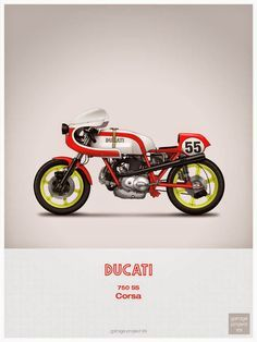 #Ducati 750SS #caferacer | caferacerpasion.com