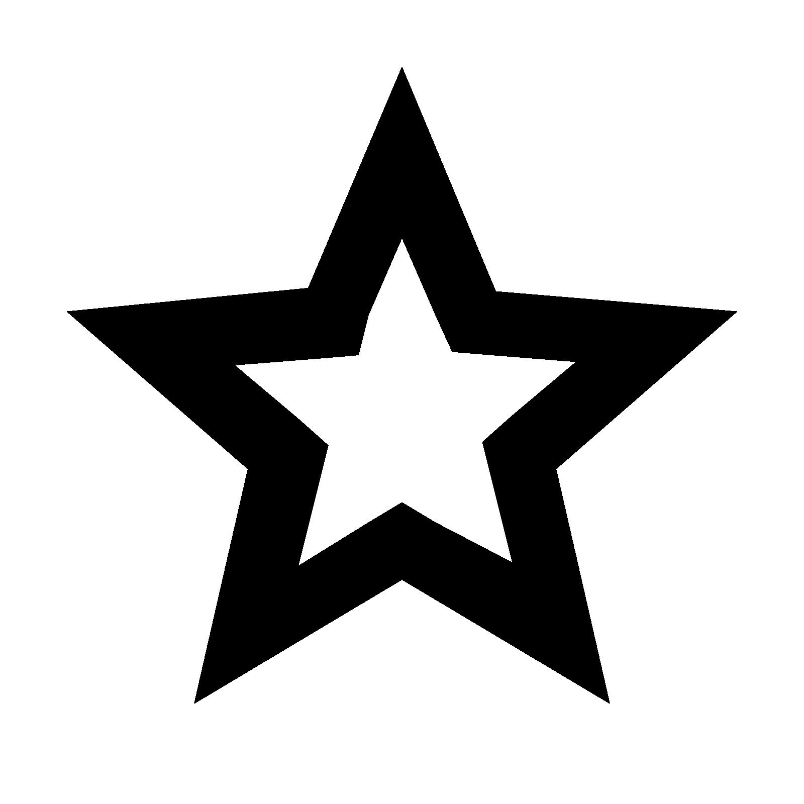 Black Star Png Image Black Star Transparent Background Png Icons