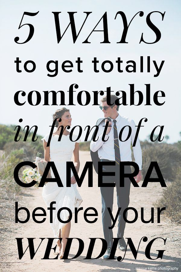 Not naturally photogenic? Here's how you and your significant other should prepare for photos on your special day!  Pin now, read later...