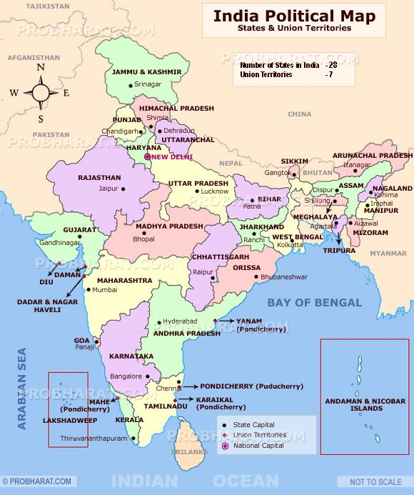 Political map of india india pinterest explore india map india india and more gumiabroncs Image collections