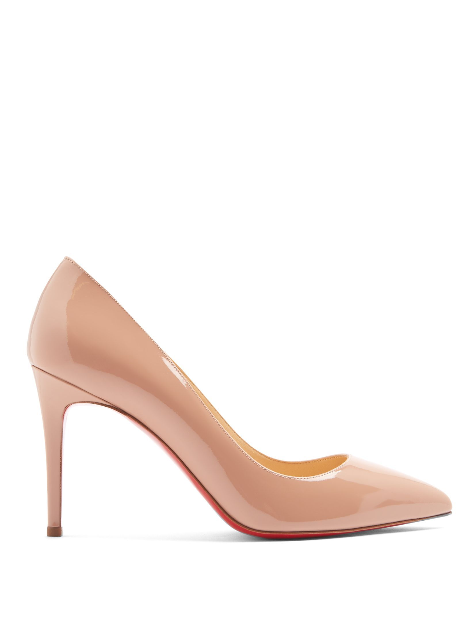 bcb1872e3e83 Click here to buy Christian Louboutin Pigalle 85mm patent-leather pumps at  MATCHESFASHION.COM