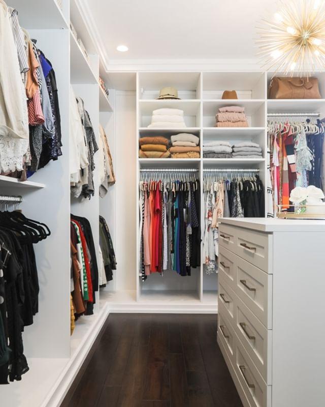 California Closets Caclosets Instagram Photos And Videos California Closets Closet Renovation Custom Closets