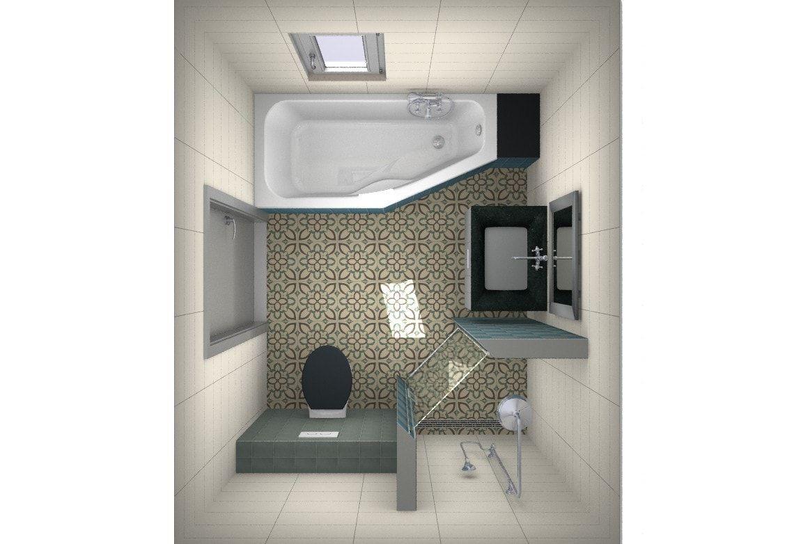 Idee voor de indeling van een kleine badkamer door onze jarenlange ervaring weten wij voor - Hoe een kleine woonkamer te voorzien ...