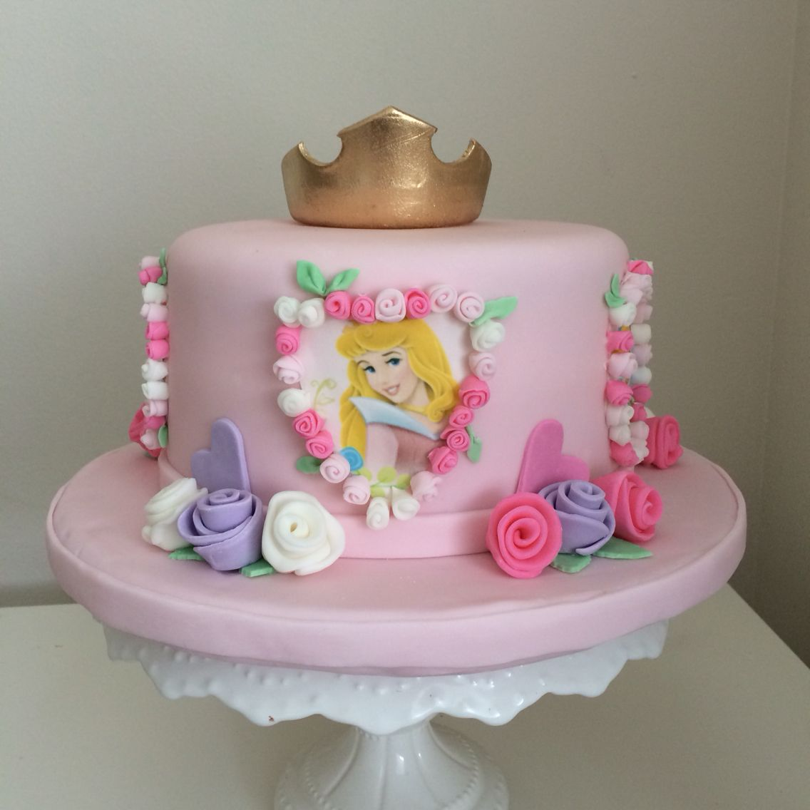 Cake Princess Aurora