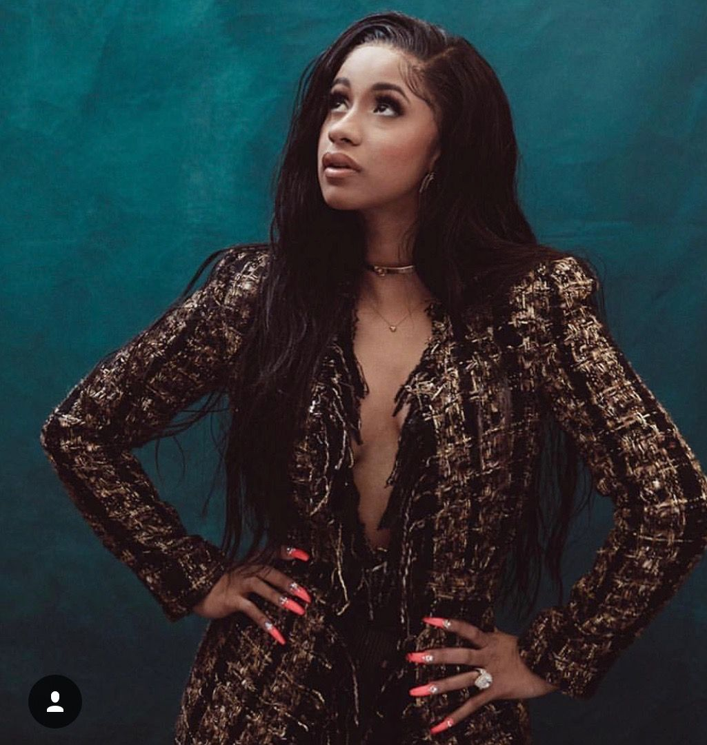 Cardi b cardi b in pinterest cardi b queen and celebrities